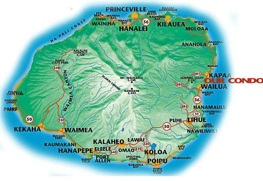 Contact Kauai Vacation Rental Condo at Waipouli Beach Resort and Spa