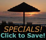 Book Now for Specials!